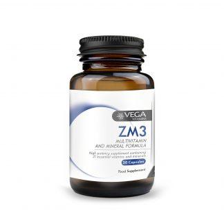 ZM3 Multivitamin 30 capsules bottle